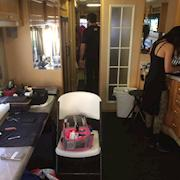 Front Salon all make up