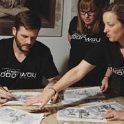 Behind The Scenes - Team Storyboards