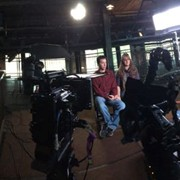 Dateline NBC 3-cam interview with Keith Morrisson