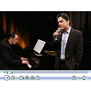 Peter Gallagher Tv appearance on WGN Chicago. Makeup by Candace Corey.
