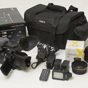 Sony NEX-VG30 Camcorder with 18-200 mm & extras