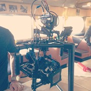 Movi M10 with C300 mounted