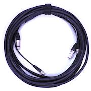 A single rugged yet flexible Umbilical Cable connects to the camera.