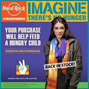 IMAGINE Campaign for Hard Rock Hotels