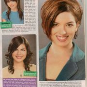 New orleans shoot, featured in hair style magazine