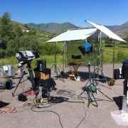 Sun Valley live shot for CNBC