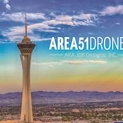 Drone at Stratosphere