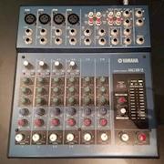 Yamaha MG10/2 Compact Mixer Sound Board With Phantom