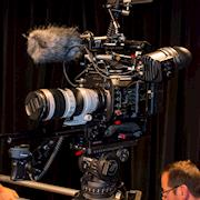 Our Varicam LT is interview ready.