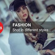 BTS Fashion Shooting for Leica