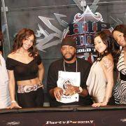 Host Ed Lover & the Hip Hop Honey's