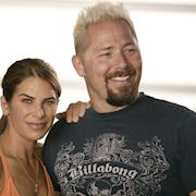 Dave with Jillian Michaels