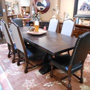Classic dining room table from Argentina