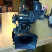 Sony PMW350 with Canon HJ15x8BERM