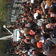 Giants world series parade for comcast sports