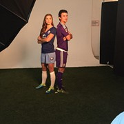 Stars of the Orlando Pride & Orlando City Soccer Teams