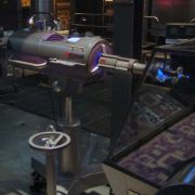 """""""High Power Laboratory Laser"""" from the TV series SMALLVILLE."""