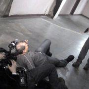 Shooting a mini mocumentary