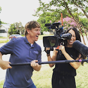 Behind The Scenes with Chip and Joanna Gaines