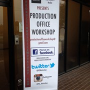 Office PA Workshop, Production Secretary Workshop & TWO DAY (Office PA/Set Pa Bootcamp)