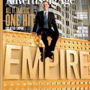 Toby Byrne, ad sales chief for Fox Networks Group