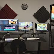 Media Arts Center of Orange Editing Suites