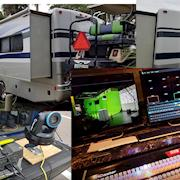 Fiesta Mobile Video Production Vehicle and features provided by The Zoo Studios-Saint Petersburg, FL, USA