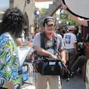 Harry Potter media tour Universal Studios with Cast