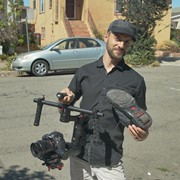 Athletic Gimbal Operator and Live Stream Specialist