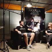 Behind The Scenes - Interview