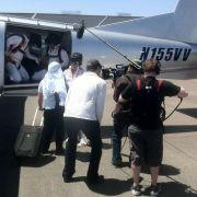 The Flying Elvi in Las Vegas