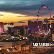 Drone at Linq