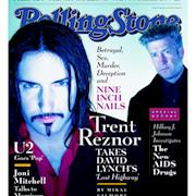 David Lynch and Trent Reznor Rolling Stone
