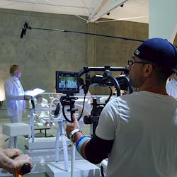 BTS Director/Cinematographer James Buzzacco