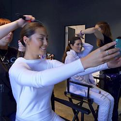 BTS Hair and Makeup Awakening Shoot