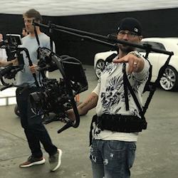 BTS Director/Cinematographer James Buzzacco Awakening Shoot
