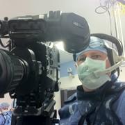Surgery shoot.