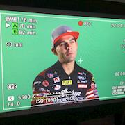 C--300 Monitor Shot Jared Mees