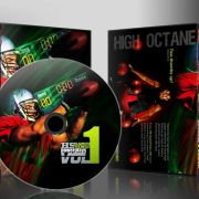 HSGT Powerplays Volume 1 artwork, layout and design by Angel J. Ortiz