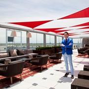 Thom Filicia, celebrity interior designer for Delta Airlines and Architectural Digest