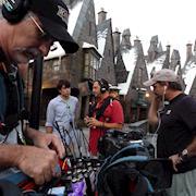 Harry Potter Universal studios June 2010