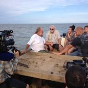 NOVA shoot on climate change
