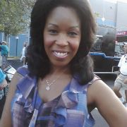 """Ready for my closeup!  Guest star on A&E's """"The Glades"""" 2011 Season Finale"""