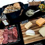 Higher Budget Meat & Cheese Platters