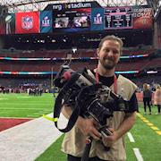 Superbowl Camera Crew