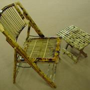 VARIETY OF BAMBOO FURNITURE