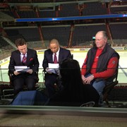 Washington Capitals Playoff Hockey Coverage with Comcast SportsNet guest Rod Langway
