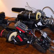 Sony EX3's - I was the Tech Manager
