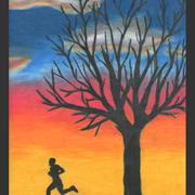 Running Man logo, MTCM copyright