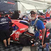 Doc on the Ford GT come back